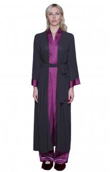 Комплект халат-кимоно и брюки