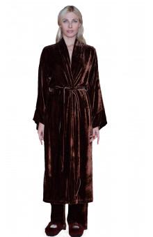 Комплект халат и брюки